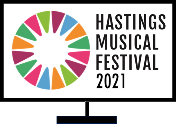 Hastings Music Festival Logo
